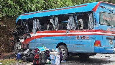 Vụ tai nạn ở Tuyên Quang - 1