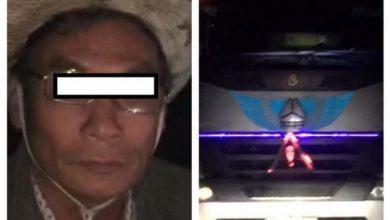 Phạt 17 triệu đồng tài xế xe tải đi ngược chiều ở cao tốc Nội Bài - Lào Cai 1