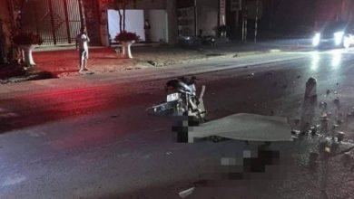 Nam sinh lớp 12 tử vong thương tâm sau va chạm liên hoàn ở Sơn La 1