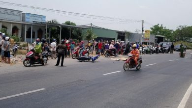 Bình Thuận: Va chạm xe tải, hai nữ sinh thương vong trên đường đi học về 1