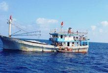 Cứu gần 200 thuyền viên gặp sự cố trên biển 1