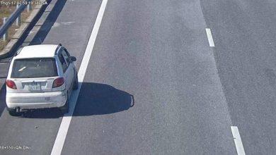 Tạm giữ xe, phạt đến 18 triệu ôtô đi ngược chiều trên cao tốc Đà Nẵng 1